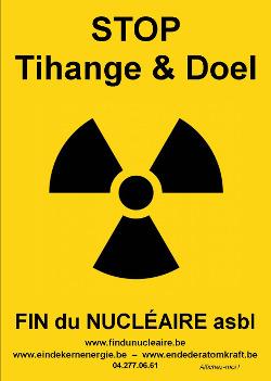 Consultation publique de l'ONDRAF sur la destination finale des déchets radioactifs de haute activité et/ou de longue durée de vie – proposition de réponse